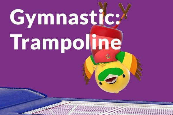 harga tiket ASIAN GAMES 2018 : GYMNASTICS - TRAMPOLINE