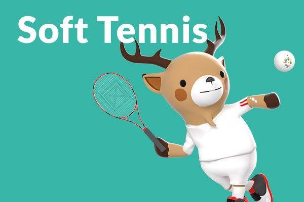 harga tiket ASIAN GAMES 2018 : Soft Tennis