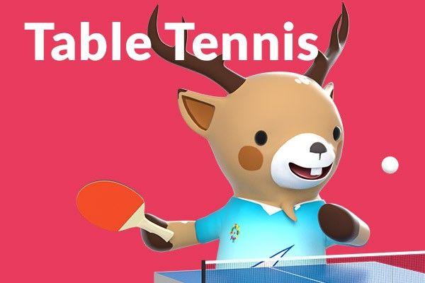 harga tiket ASIAN GAMES 2018 : Table Tennis