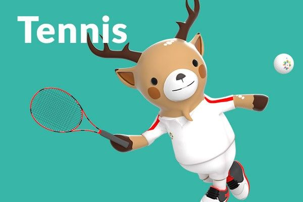 harga tiket ASIAN GAMES 2018 : TENNIS