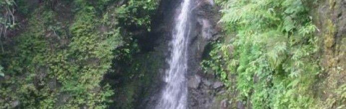 Parang Ijo Waterfall