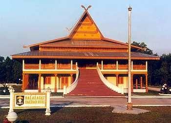 Balai Adat Melayu Riau