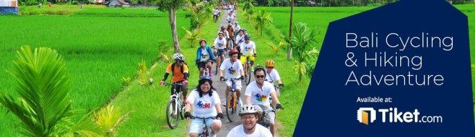 harga tiket Bali Cycling & Hiking Adventure