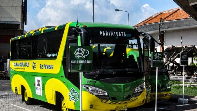 Bali Hop-on, Hop-off Bus Pass