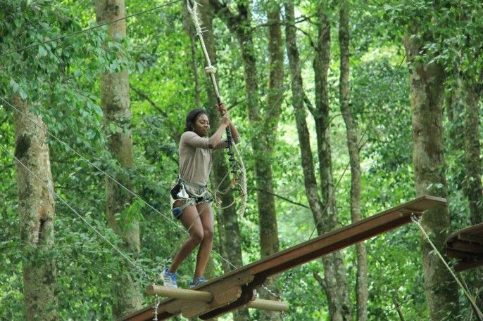 harga tiket Bali Treetop Adventure Park Activity Ticket