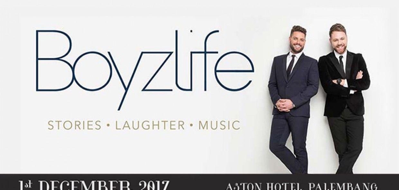 Boyzlife Live In Palembang 2017