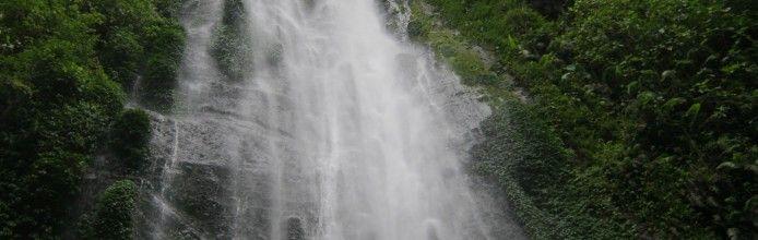 Cibeureum Waterfall