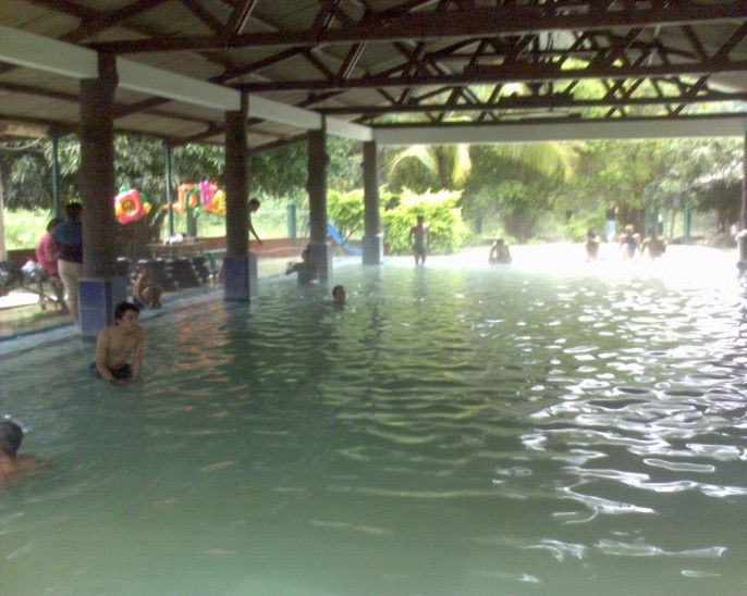 Air Panas Cisolok