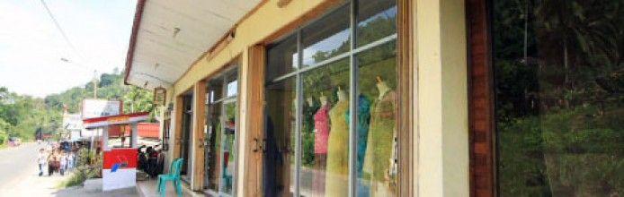 Woven fabric Silungkang Sawahlunto