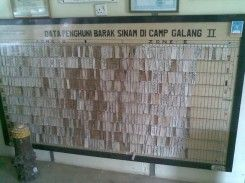 Camp Vietnam - Pulau Galang