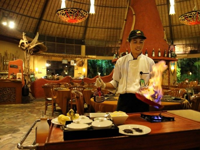 harga tiket Dining with the Lions at Tsavo Lion Restaurant