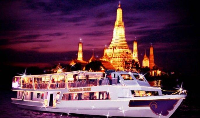 harga tiket Dinner Cruise by Chao Phraya Cruise Ticket