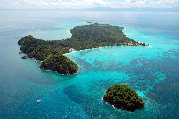 harga tiket Diving At Mantanani Island