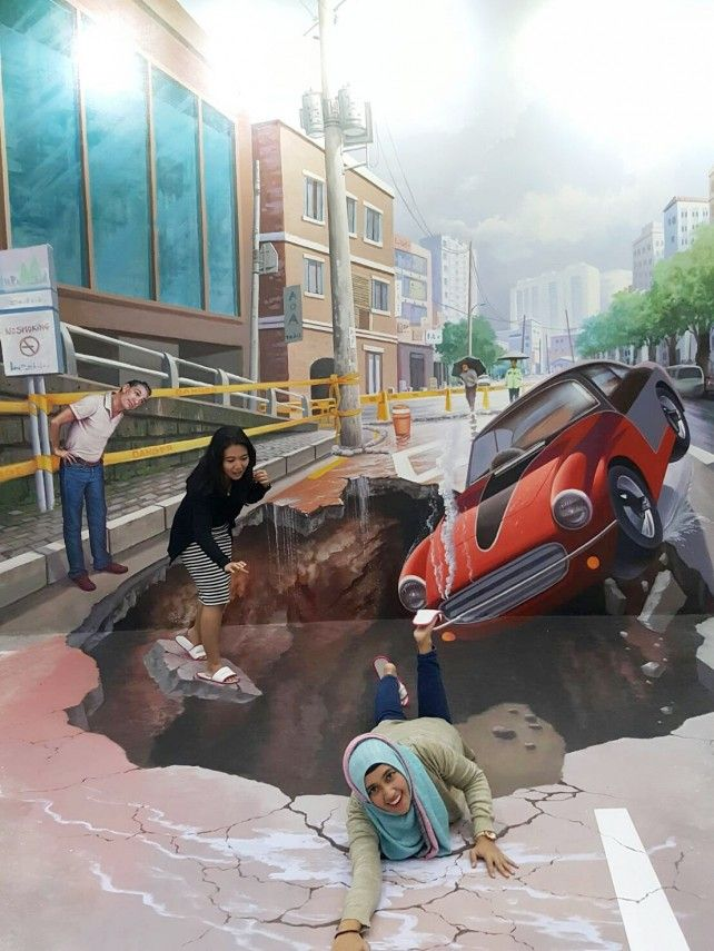 Dream Museum Zone (DMZ Semarang)