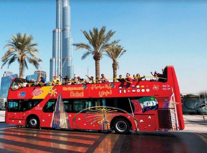 harga tiket Dubai Flexi Attractions Pass