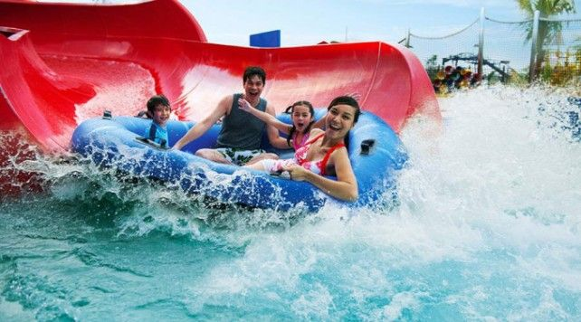 Dubai Parks and Resorts: Two Days, Four Theme Parks Ticket