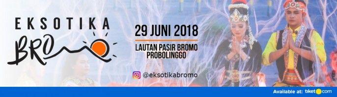 harga tiket Eksotika Bromo 2018