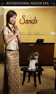 Sands International Executive Club