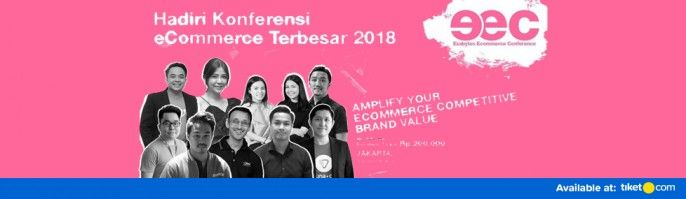 harga tiket Exabytes E-Commerce Conference (EEC) 2018