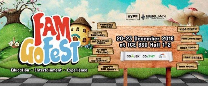 harga tiket FAM GO FEST 2018