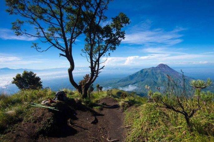 harga tiket Full-day Hiking Tour at Mount Merapi