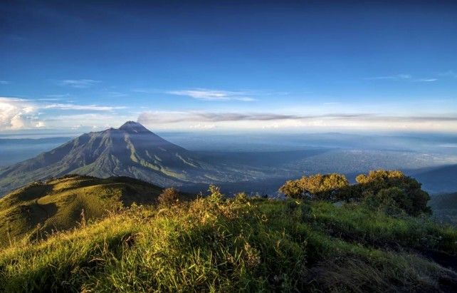 Full-day Hiking Tour at Mount Merapi