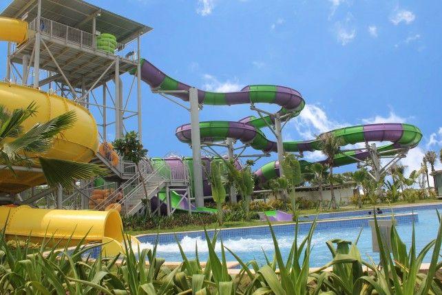 Go! Wet Waterpark Bekasi