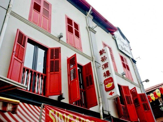harga tiket Good Morning, Ni Hao: Chinatown Heritage Walking Tour