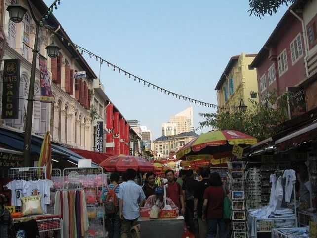 Guided Walking Tour to Chinatown