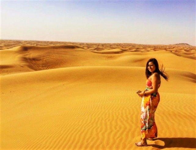 Half-day Private Desert Safari in Dubai with VIP Majlis and Dinner