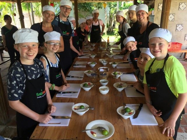 Half-day Sabirama Cooking Class with Transfers