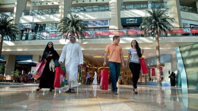 harga tiket Half-day Shopping Tour in Abu Dhabi with Transfer