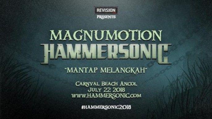 harga tiket HAMMERSONIC 2018