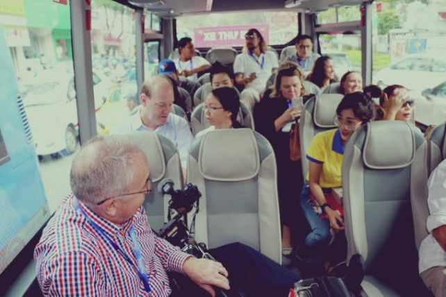 Ho Chi Minh Hop-on, Hop-off Bus Pass