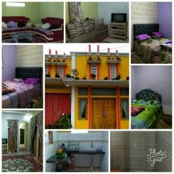 Homestay Dieng Cool full house 3 rooms