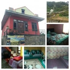 Homestay Dieng Cool full house 2 rooms
