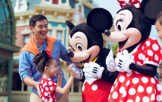 harga tiket Hong Kong Disneyland Bundles