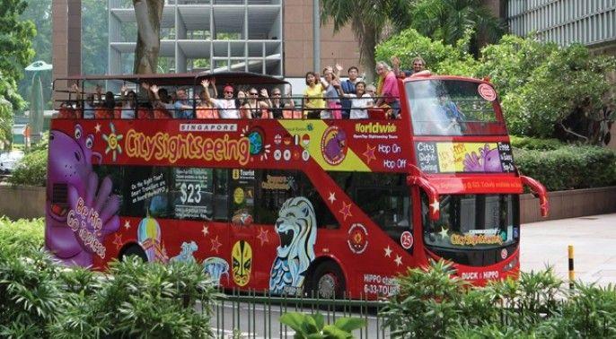 harga tiket Hop-on Hop-off Bus Tour Pass