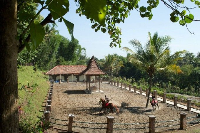 harga tiket Horseback Riding Activity