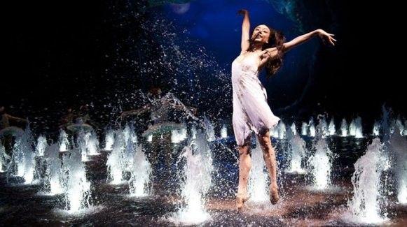 harga tiket House of Dancing Water Ticket