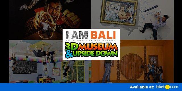 harga tiket I Am Bali Interactive Art Museum
