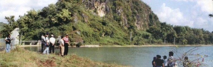 Klampis Reservoir