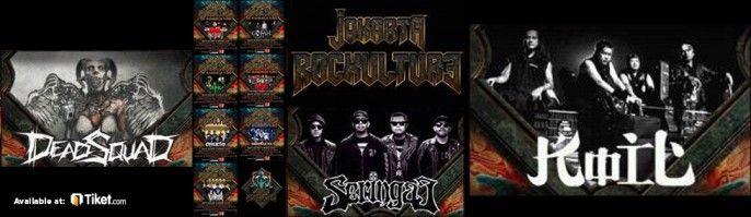 harga tiket Jakarta Rockulture 2017