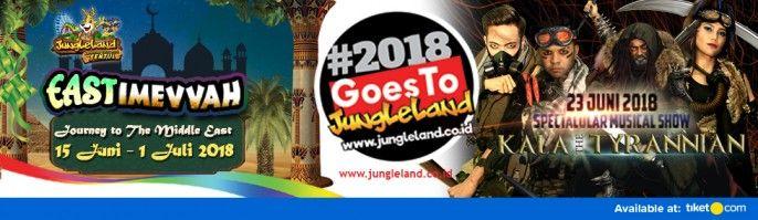 harga tiket Jungleland : Kala The Tyranian