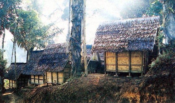 Kampung Gede Kasepuhan Ciptagelar