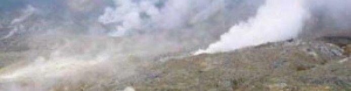 Kamojang Crater
