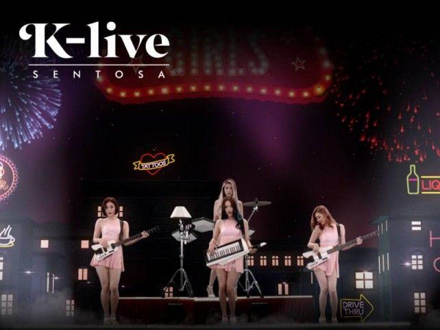 K-live Sentosa E-voucher