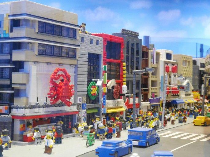 harga tiket Legoland Discovery Center Osaka