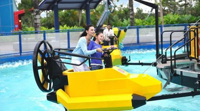 Legoland Theme Park Full-Day Pass in Dubai