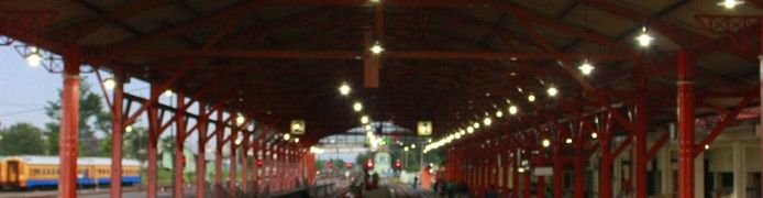 Lempuyangan Railway station